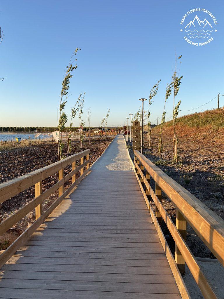 Praia Fluvial de Cinco Reis